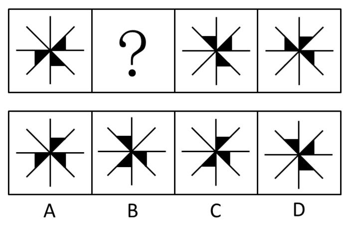 行测判断推理之图形推理精题精练第315期